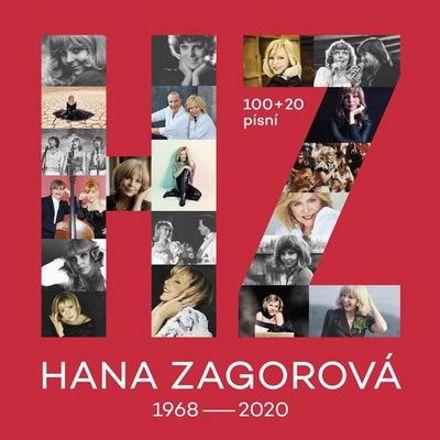 Hana Zagorova - 100+20 písní / 1968-2020