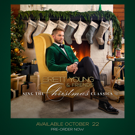 Brett Young & Friends Sing The Christmas Classics