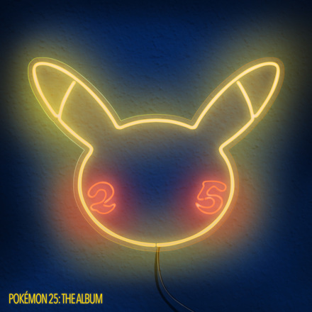 Various Artists - Pokémon 25: The Album
