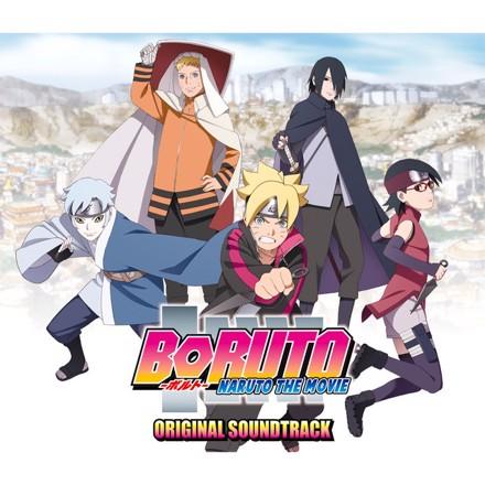 Yasuharu Takanashi, YAIBA - BORUTO -NARUTO THE MOVIE- Original Soundtrack