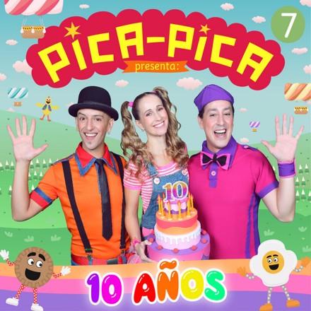 Pica-Pica - 10 Años