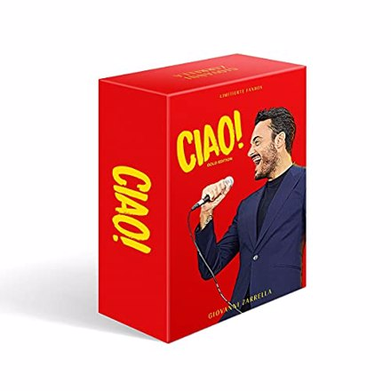 Zarrella,Giovanni - Ciao! (Gold Edition) (Ltd.Fanbox Edition)