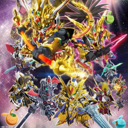 Tomotaka Osumi - SD GUNDAM World Heroes Original Motion Picture Soundtrack