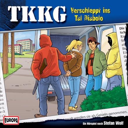 TKKG - 137/Verschleppt ins Tal Diabolo