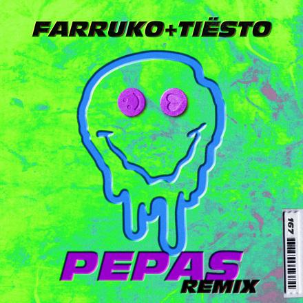 Farruko, Tiësto - Pepas (Tiësto Remix) - Single