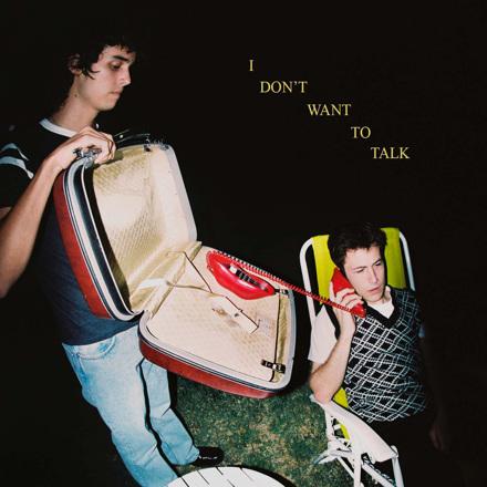 Wallows - I Don't Want to Talk - Single