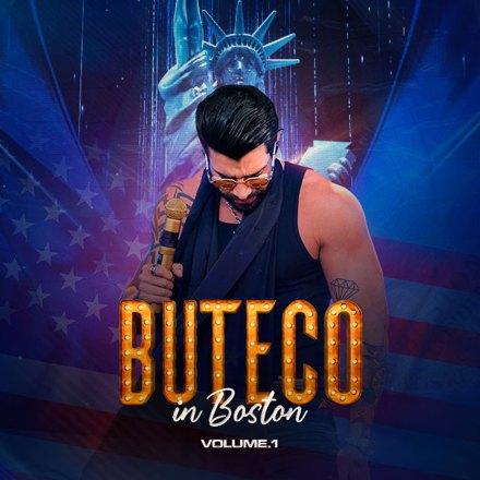 Gusttavo Lima - Buteco in Boston Vol. 1