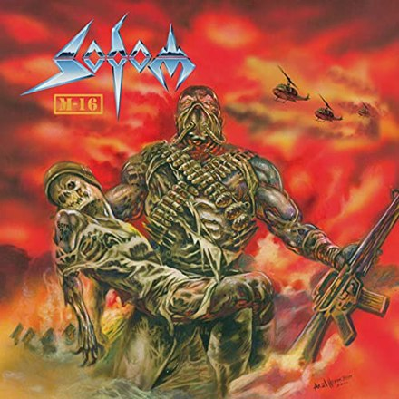 Sodom - M-16