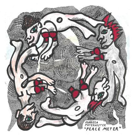 Marissa Paternoster - Peace Meter
