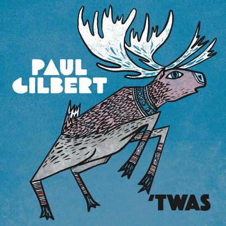 ポール・ギルバート - 'TWAS