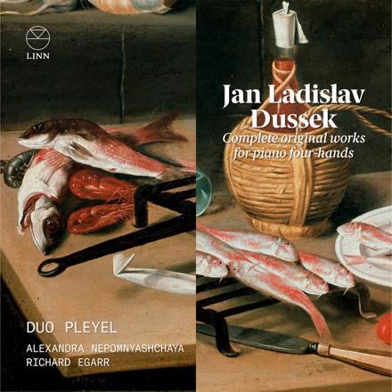 Jan Ladislav Dussek, Duo Pleyel - Dussek: Complete Original Works for Piano Four-Hands