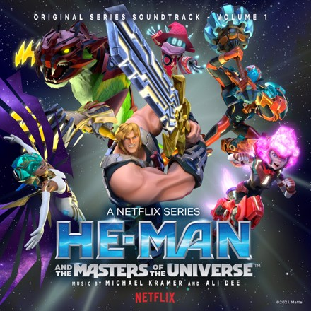 Michael Kramer, Ali Theodore - He-Man and the Masters of the Universe, Vol. 1 (Original Series Soundtrack)