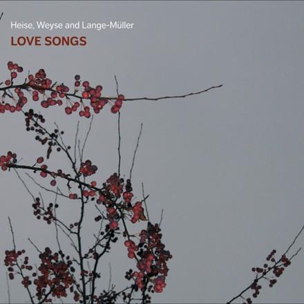 Mathias Hedegaard - Heise, Weyse and Lange-Müller: Love Songs