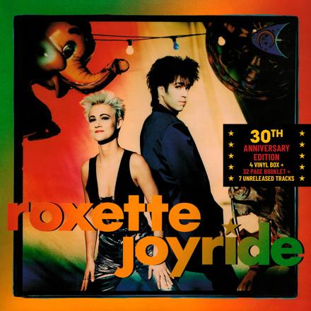 Joyride (30th Anniversary) Deluxe Edition
