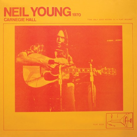 Neil Young - Carnegie Hall 1970 (Live)