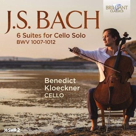 Benedict Kloeckner - J.S. Bach: 6 Suites for Cello Solo BWV 1007-1012