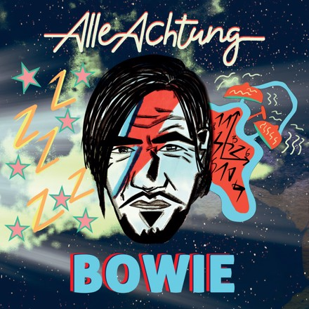 Alle Achtung - Bowie