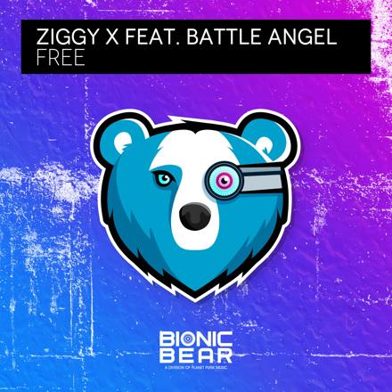 Ziggy X - Free (feat. Battle Angel) - Single