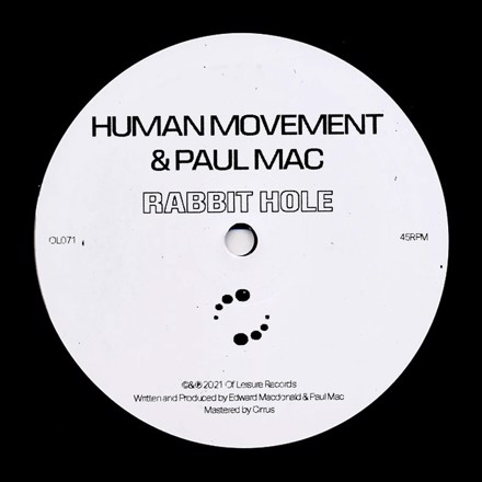 Human Movement, Paul Mac - Rabbit Hole