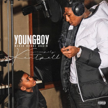 YoungBoy Never Broke Again - Sincerely, Kentrell