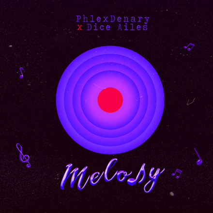 PhlexDenary, Dice Ailes - Melody - Single