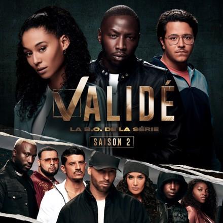 Validé - Validé - Saison 2 (B.O. de la série)
