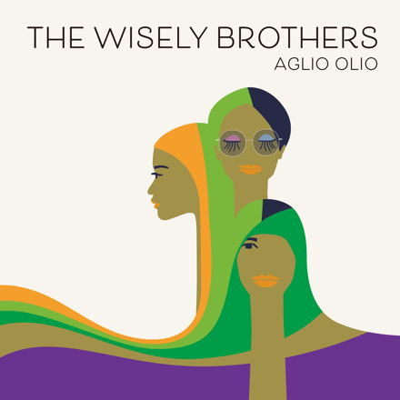 The Wisely Brothers - Aglio Olio - EP