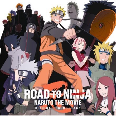Yasuharu Takanashi, YAIBA - ROAD TO NINJA -NARUTO THE MOVIE- Original Soundtrack
