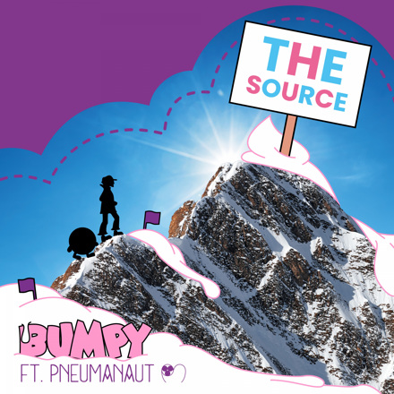 BUMPY - The Source (feat. Pneumanaut) - Single