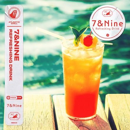 7&Nine, Atlantic Chill - Refreshing Drink