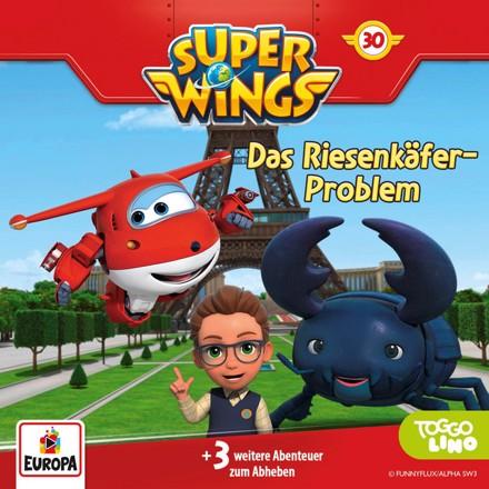 Super Wings - Folge 30: Das Riesenkäfer-Problem