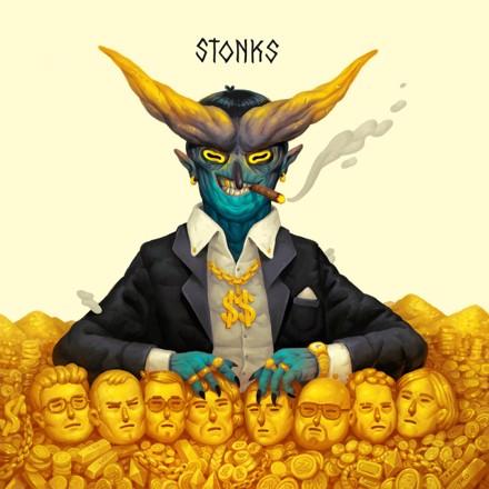 Singapūras Satīns - STONKS