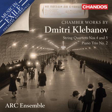 ARC Ensemble - Klebanov: Chamber Works