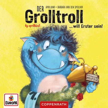 Der Grolltroll - Folge 3: Der Grolltroll will Erster sein