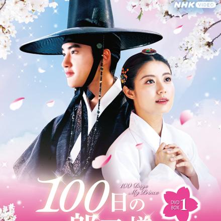 コンパクトセレクション100日の朗君様DVDBOX