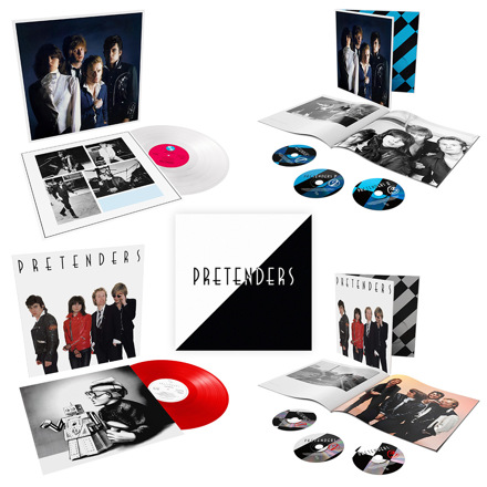 Pretenders - Pretenders & Pretenders II (Deluxe Edition)