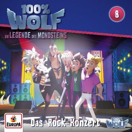 100% Wolf - Folge 8: Das Rock-Konzert