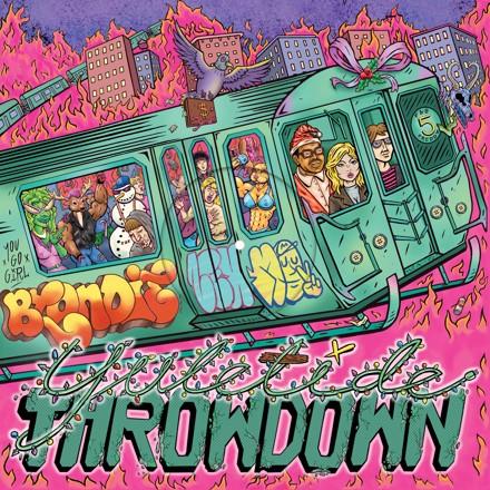 Blondie (feat. Fab 5 Freddy) - Yuletide Throwdown
