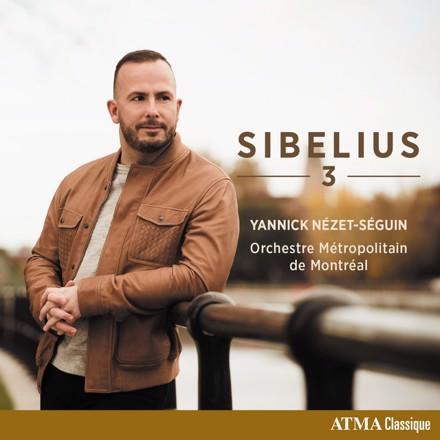 Jean Sibelius, Orchestre Métropolitain, Yannick Nézet-Séguin - Sibelius 3