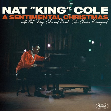Nat King Cole, John Legend - The Christmas Song (Chestnuts Roasting On An Open Fire) (duet with John Legend)