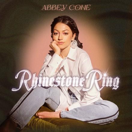 Abbey Cone - Rhinestone Ring