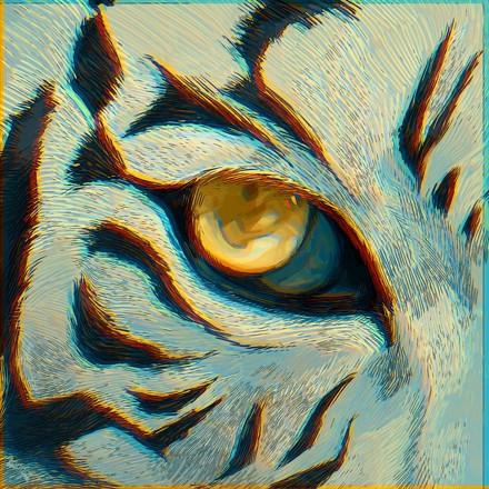 Rin音 - 琥珀の目