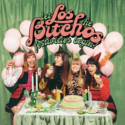 Los Bitchos - new song & video  - Las Panteras
