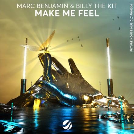 Marc Benjamin, Billy The Kit - Make Me Feel