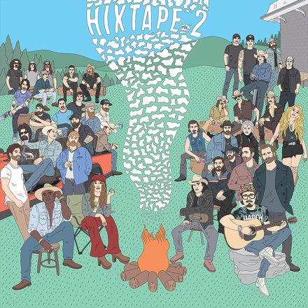 HIXTAPE, HARDY, Brantley Gilbert - To Hank (feat. HARDY, Brantley Gilbert & Colt Ford)