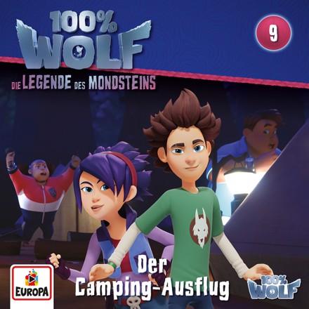 100% Wolf - Folge 9: Der Camping-Ausflug