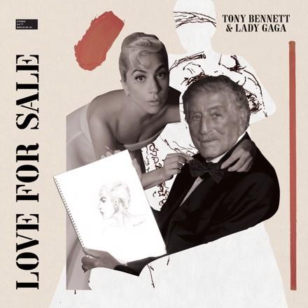 Tony Bennett, Lady Gaga - Love For Sale (Deluxe)