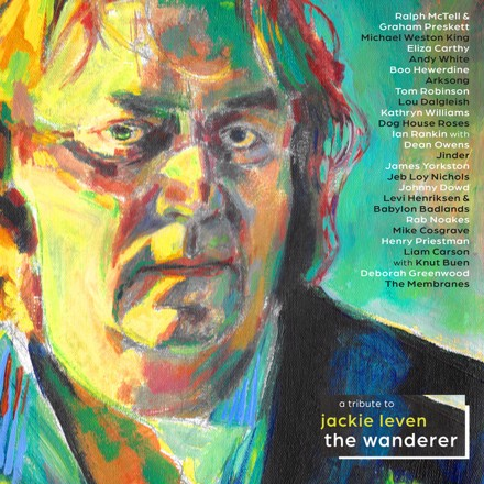 Various Artists - The Wanderer - a Tribute to Jackie Leven