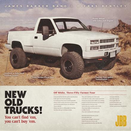 James Barker Band - New Old Trucks