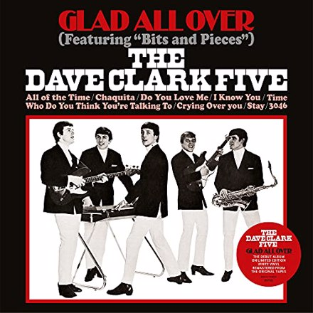 The Dave Clark Five - Glad All Over LP [VINYL]